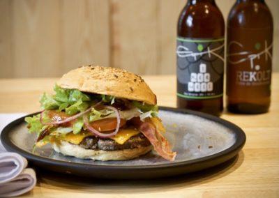 Homemade by Au fil de vos envies Lustin Burger