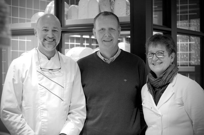 Homemade by Au fil de vos envies Restaurant à Lustin  Denis et Anne de la Voie Lactée